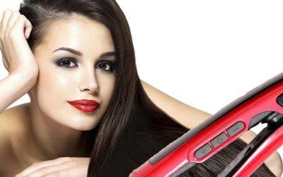 La ISA Professional: Una plancha de pelo de Turmalina que te sorprenderá
